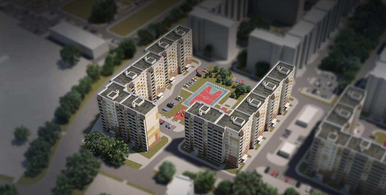 купить квартиру в ЖК Микрорайон САЗ 2 - 4 очередь