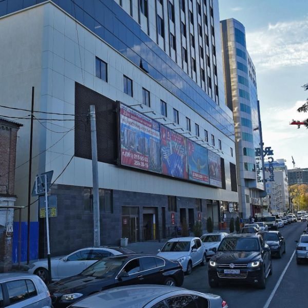 Бизнес-центр на ул. Кузнечная, 6