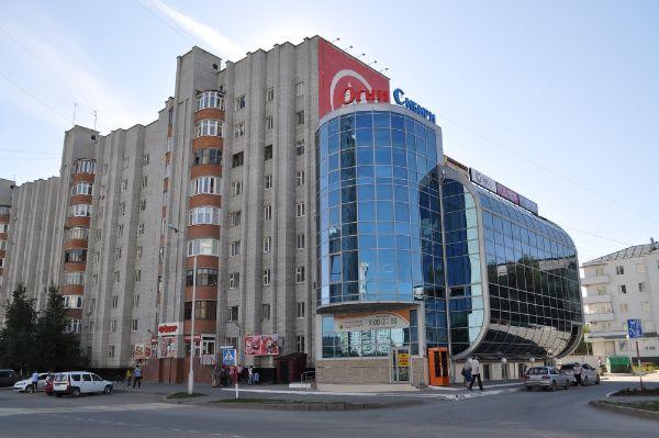 Торговый центр Огни Сибири