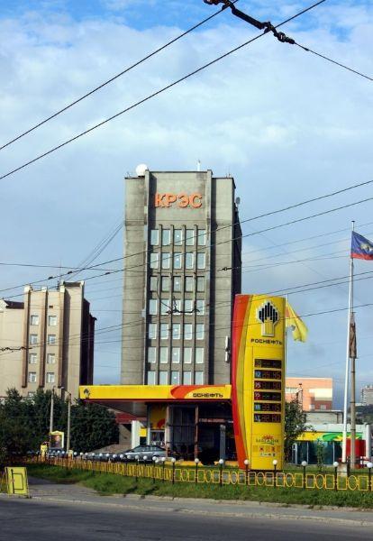 Бизнес-центр Крэс