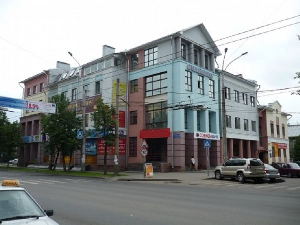 Офисное здание на ул. Герцена, 56