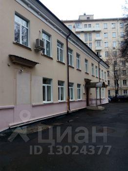 Снять место под офис Гагаринский переулок портал поиска помещений для офиса Троилинский переулок