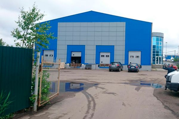 Офисно-складской комплекс на ул. Магистральная, 30А