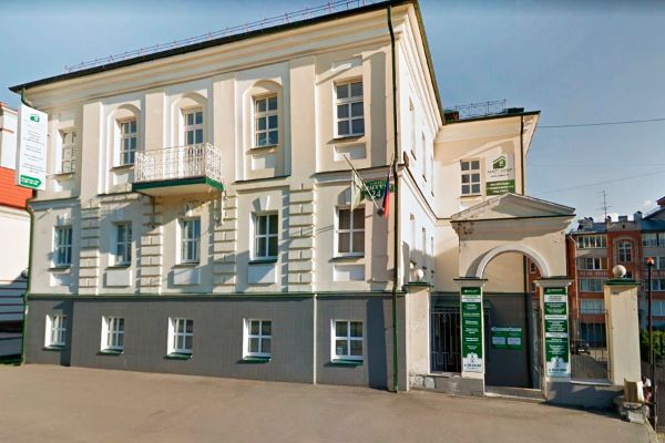 Офисное здание на ул. Спасская, 24