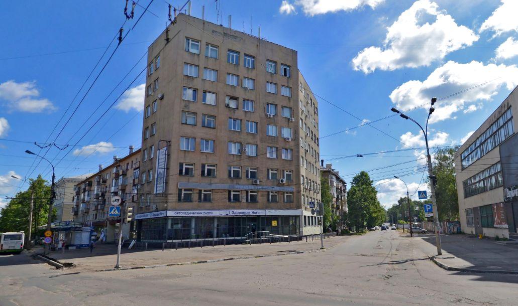 Бизнес Центр на проспекте Ленина, 61А