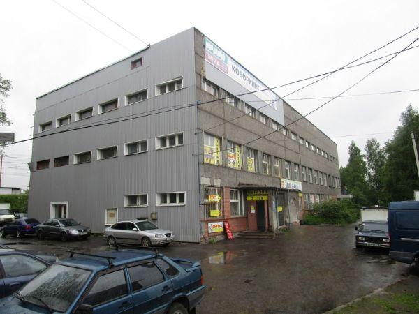 Бизнес-центр на ул. Шотмана, 13