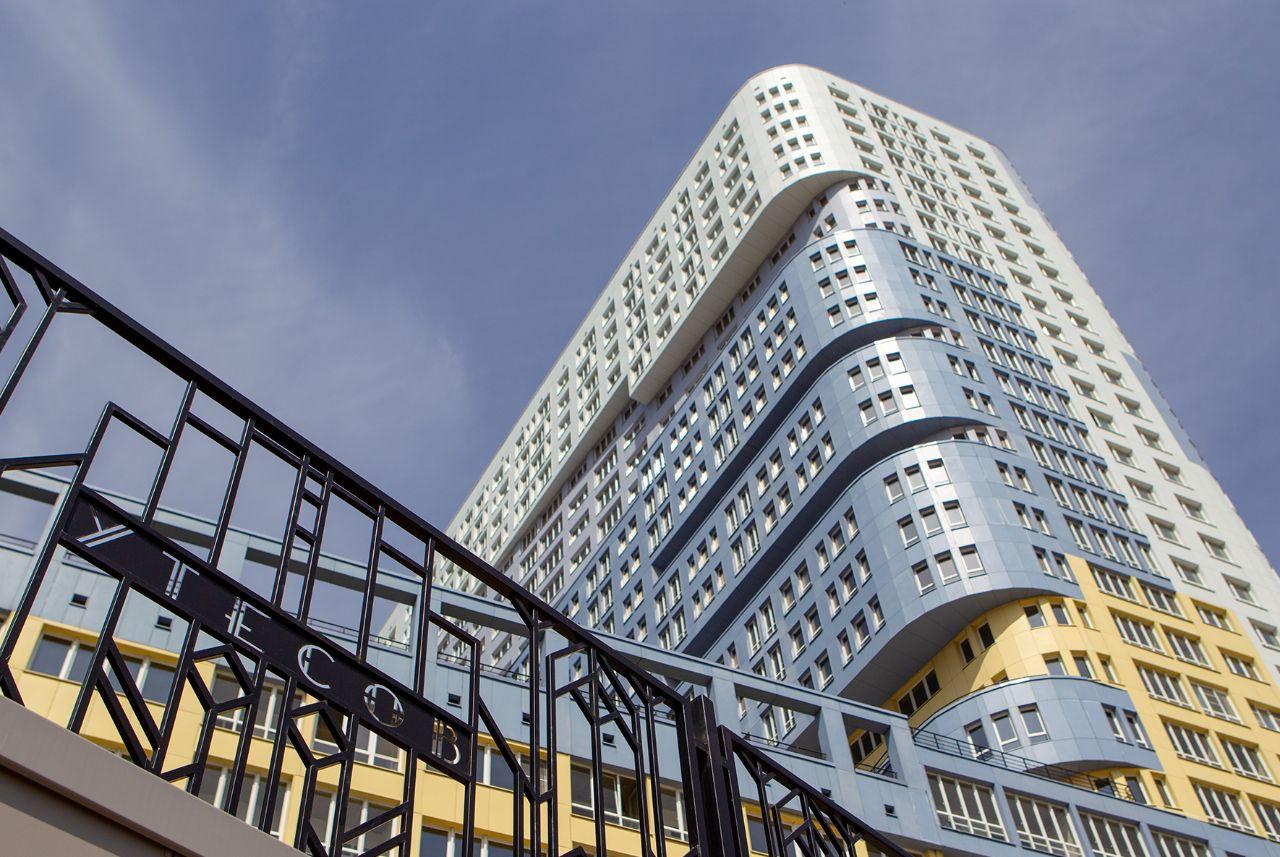 жилой комплекс Утесов