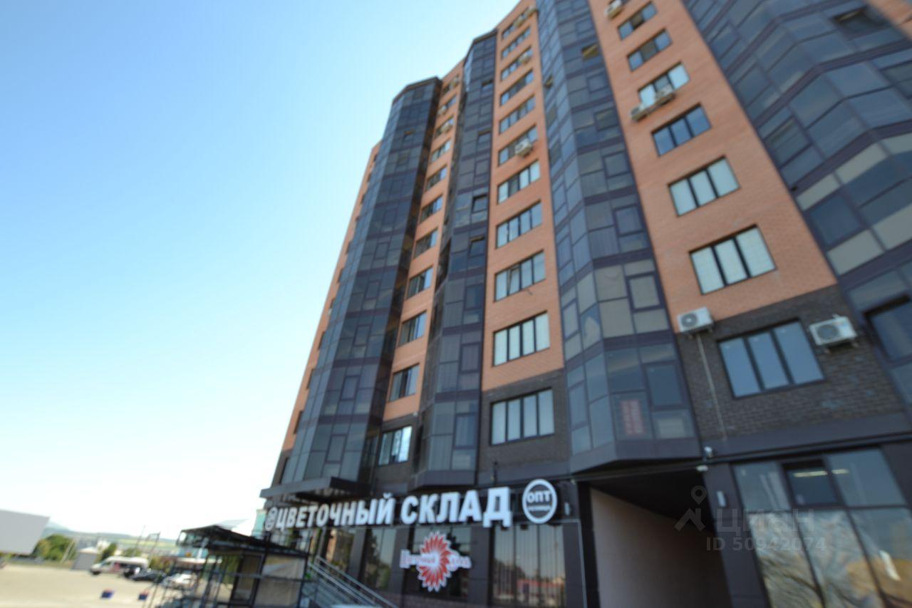 Продажа квартиры-студии 39м² ул. Буачидзе, 1, Ессентуки, Ставропольский край - база ЦИАН, объявление 239771779