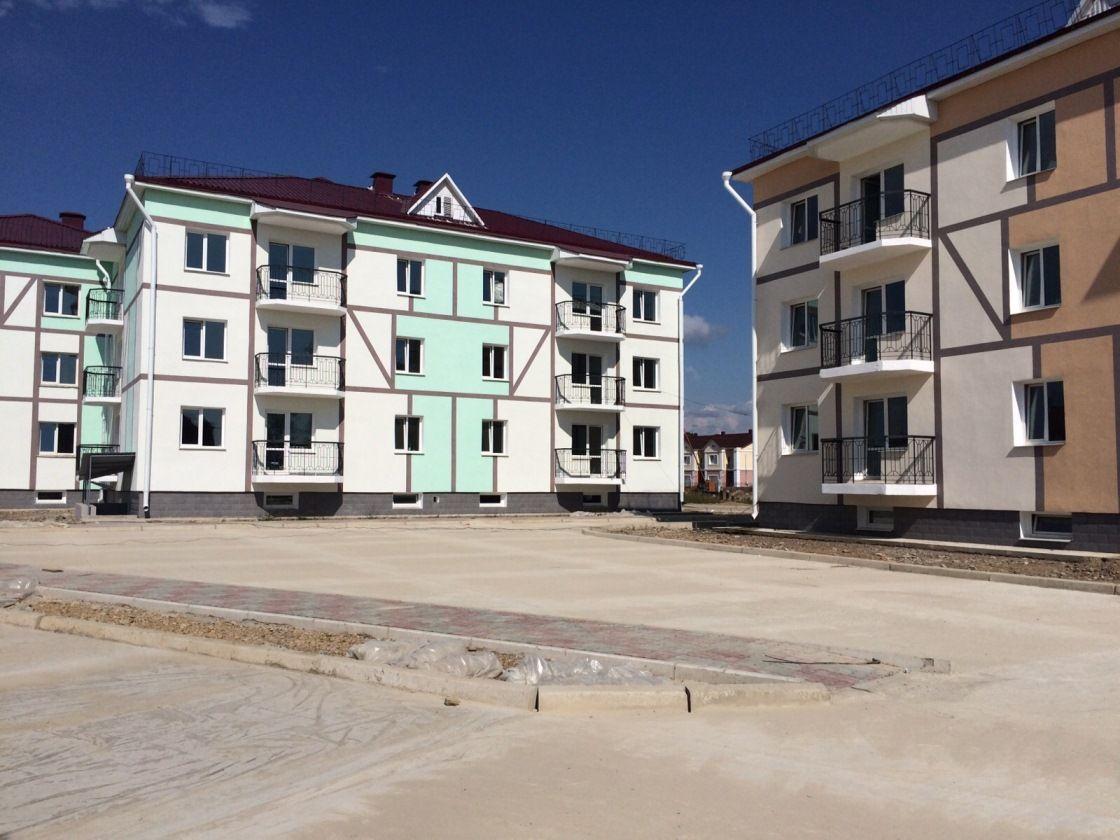 жилой комплекс по ул. Шалаева