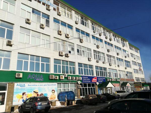 Торгово-деловой комплекс Алтын-Таш