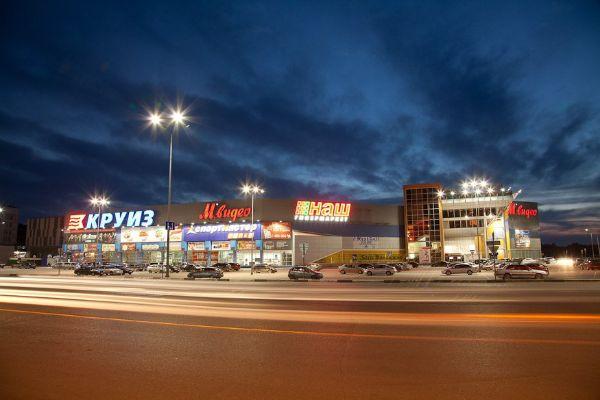 Торгово-развлекательный центр Круиз