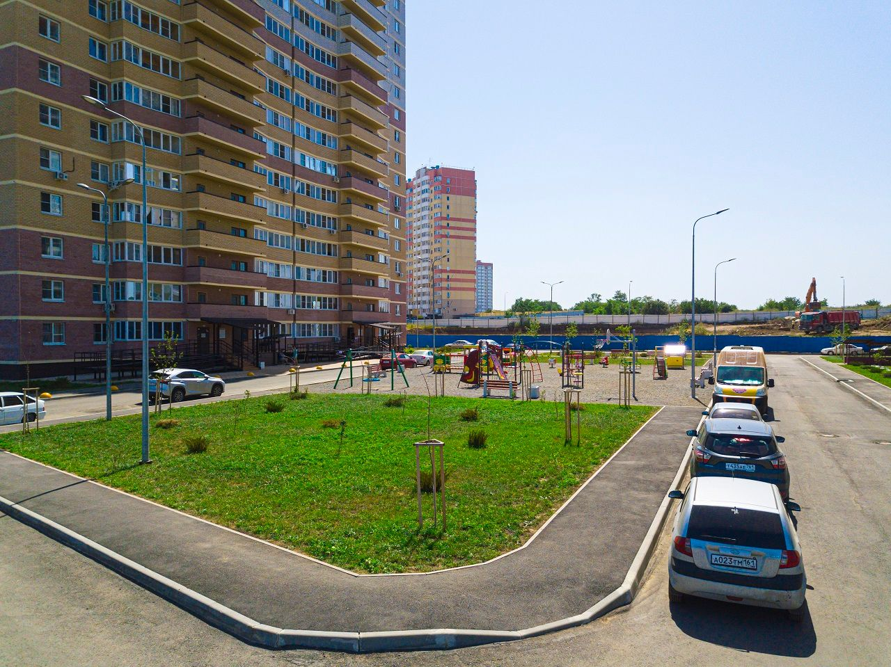 купить квартиру в ЖК Платовский