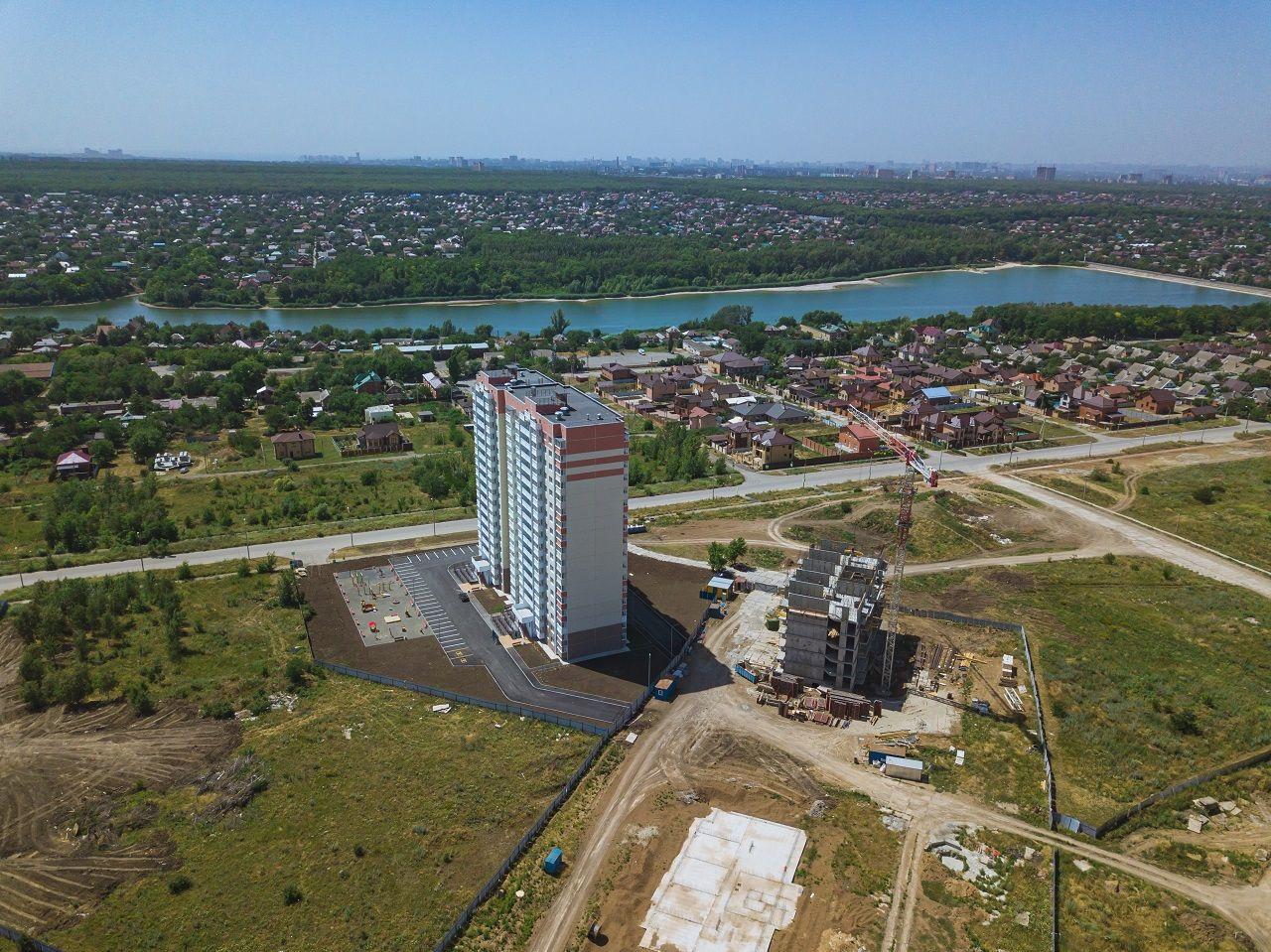 жилой комплекс Платовский