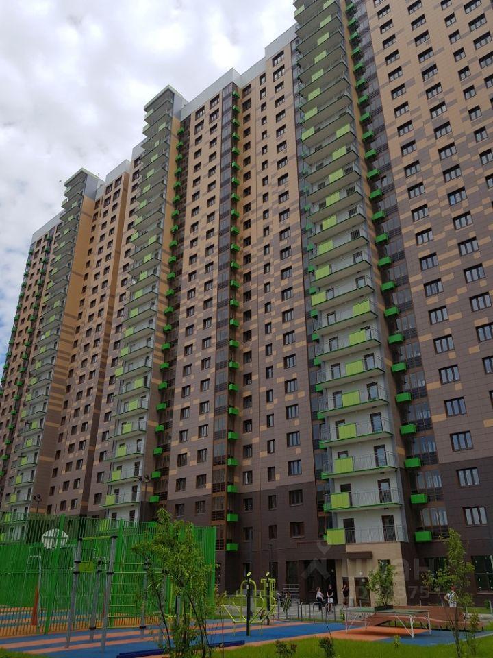 Купить двухкомнатную квартиру 44.5м² ул. Сколковская, 5А, Одинцово, Московская область м. Баковка - база ЦИАН, объявление 235892088