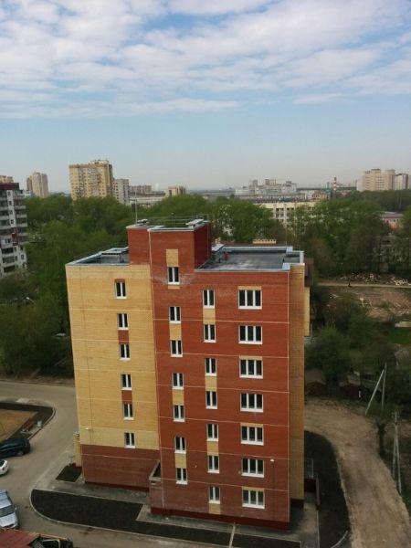 2-я Фотография ЖК «Дом на Левченко 17»