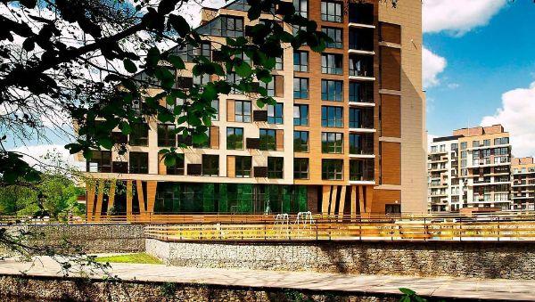 1-я Фотография ЖК «Олимпийская деревня Новогорск. Квартиры»