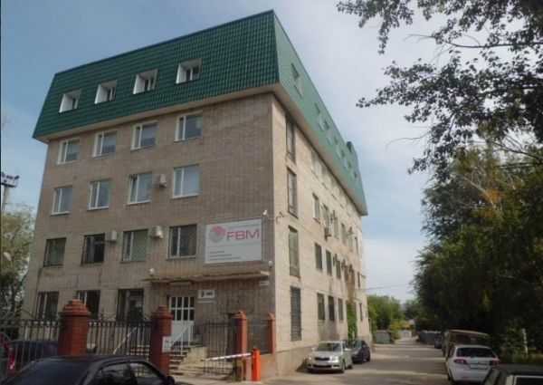 Офисное здание на ул. Волгина, 117А