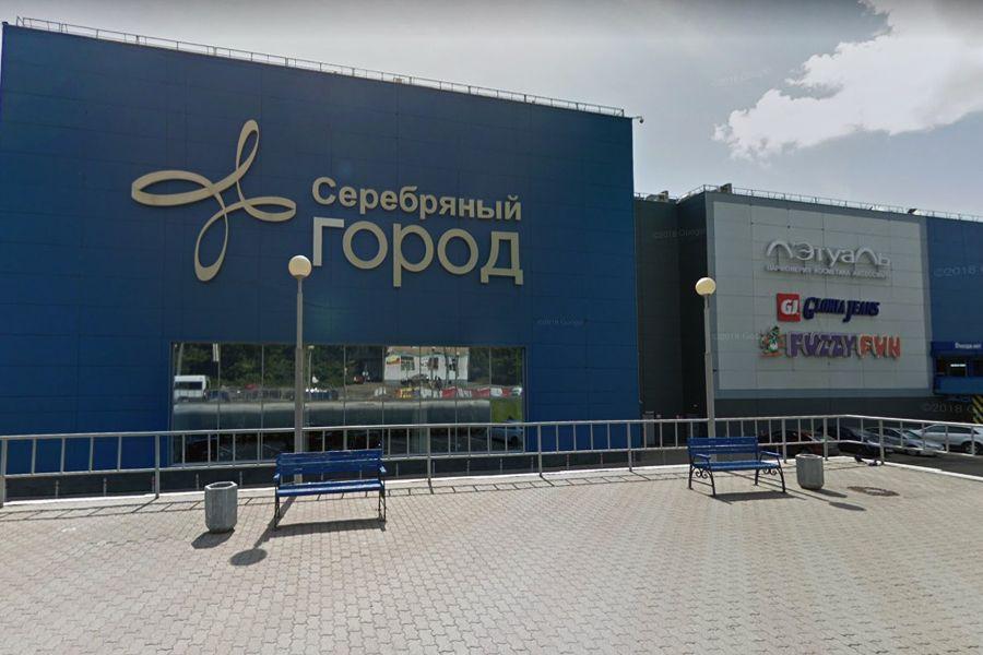 ТРЦ Серебряный город – аренда и продажа торговых помещений в Торгово ... e3562e45ad0