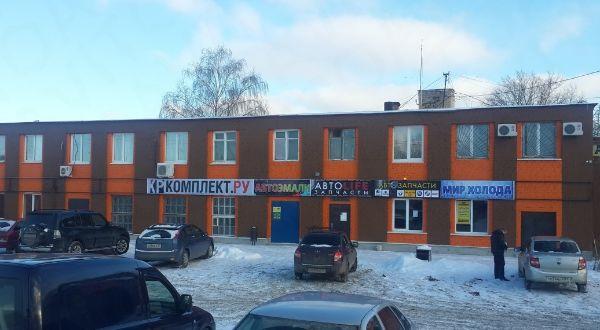 Офисное здание на ул. Спивака, 79