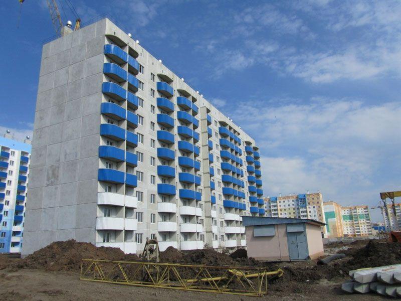 жилой комплекс 147 микрорайон