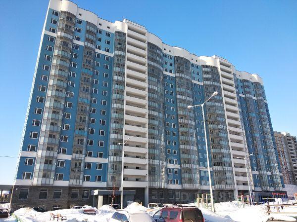 Продается однокомнатная квартира за 2 200 000 рублей. Московская обл, г Лобня, ул Колычева, д 3.