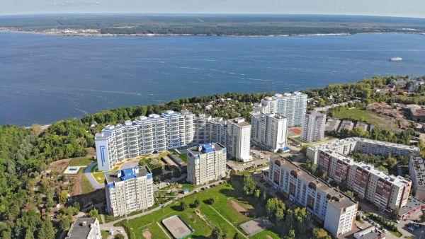 1-я Фотография ЖК «Волга Сити»