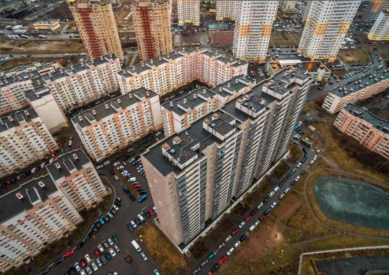 продажа квартир Шушары