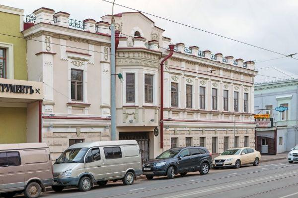 Особняк на ул. Габдуллы Тукая, 84