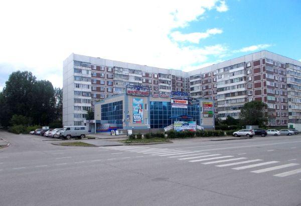 Торгово-офисный комплекс Сфера