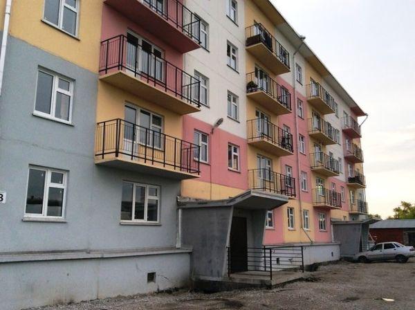 2-я Фотография ЖК «по ул. Железнодорожная»