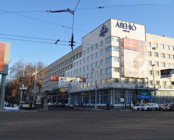 Многофункциональный комплекс на проспекте Ленина, 40