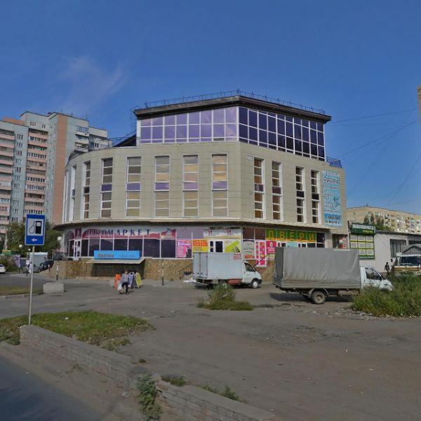 Торговый дом на проспекте Мира, 98к1