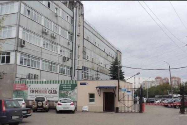 Административное здание на ул. Ломоносова, 9