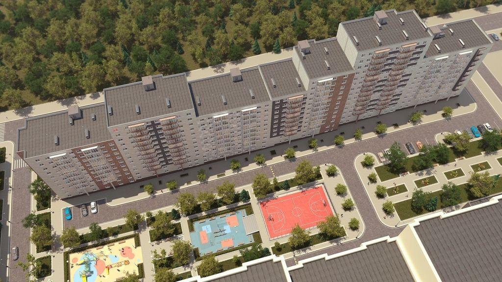 жилой комплекс Зеленая роща