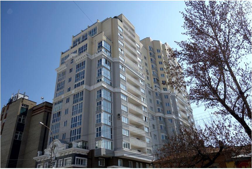 жилой комплекс ул. Сакко и Ванцетти, 59