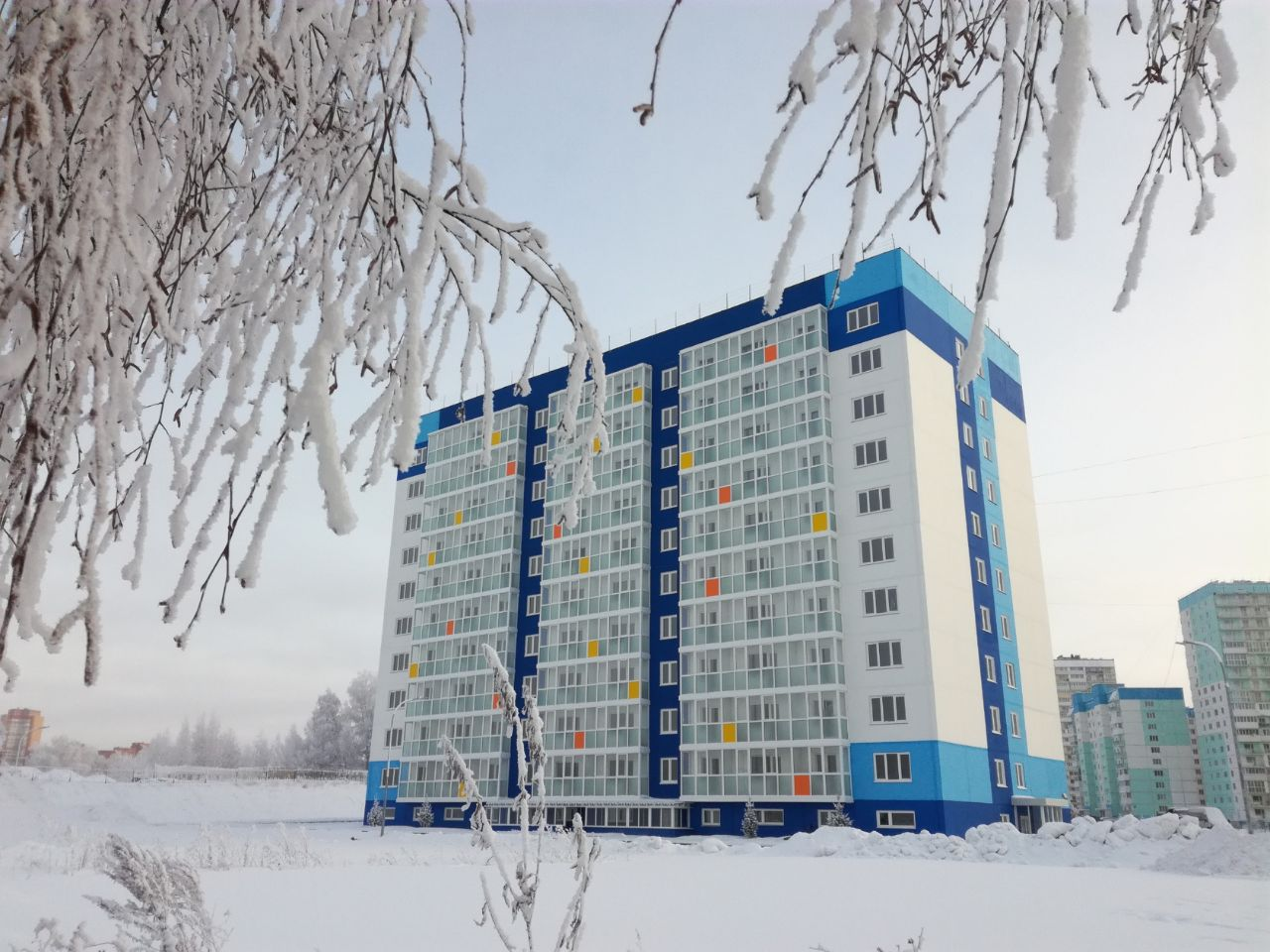 продажа квартир Плющихинский квартал