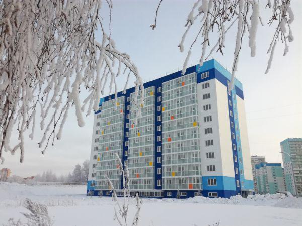 2-я Фотография ЖК «Плющихинский квартал»