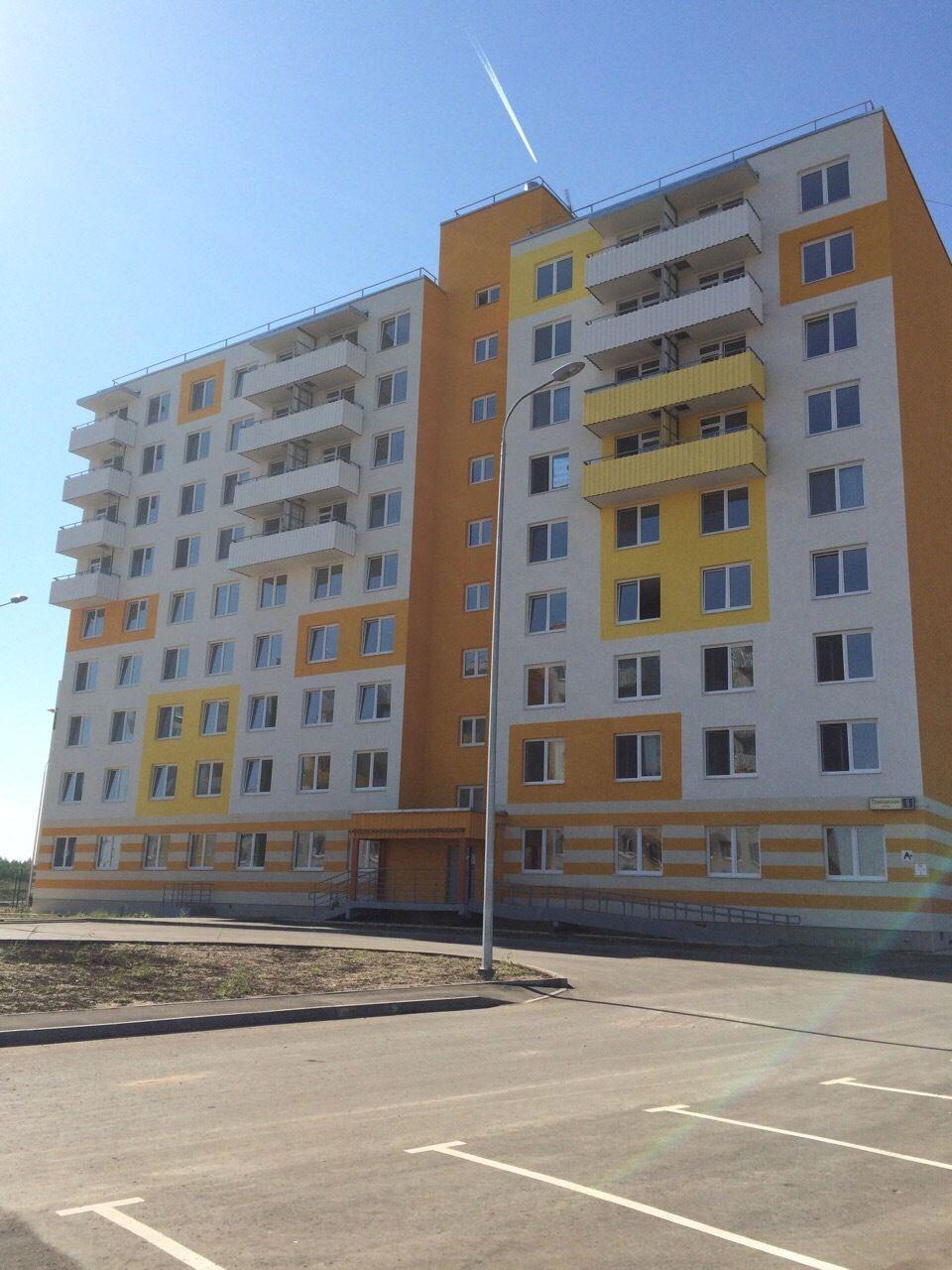 жилой комплекс Любимов