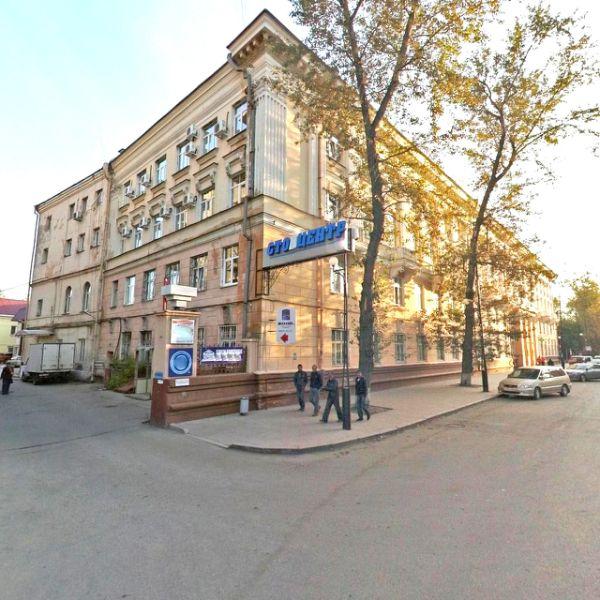 Отдельно стоящее здание на ул. Горького, 36