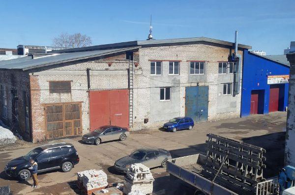 Производственно-складской комплекс на ул. Производственная, 29А
