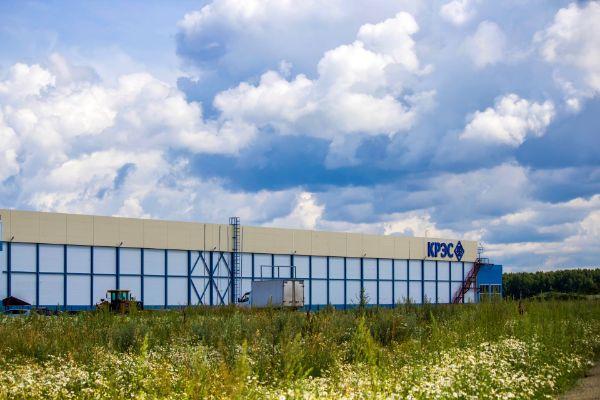 Складской комплекс КРЭС