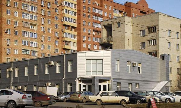 Бизнес-центр на бульваре Комарова, 28Г
