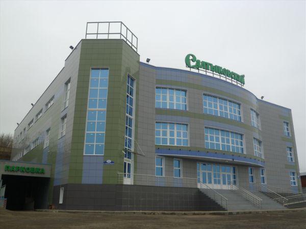 Торговый центр Салтыковский