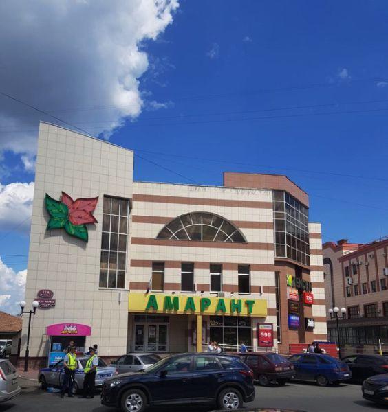 Торговый центр Амарант
