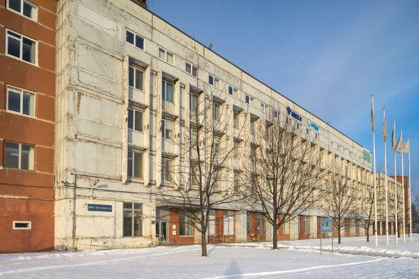Деловой центр Парнас Идастриал Парк (Parnas Industrial Park)