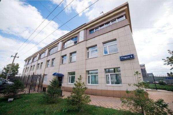 Офисно-складской комплекс Горка-8