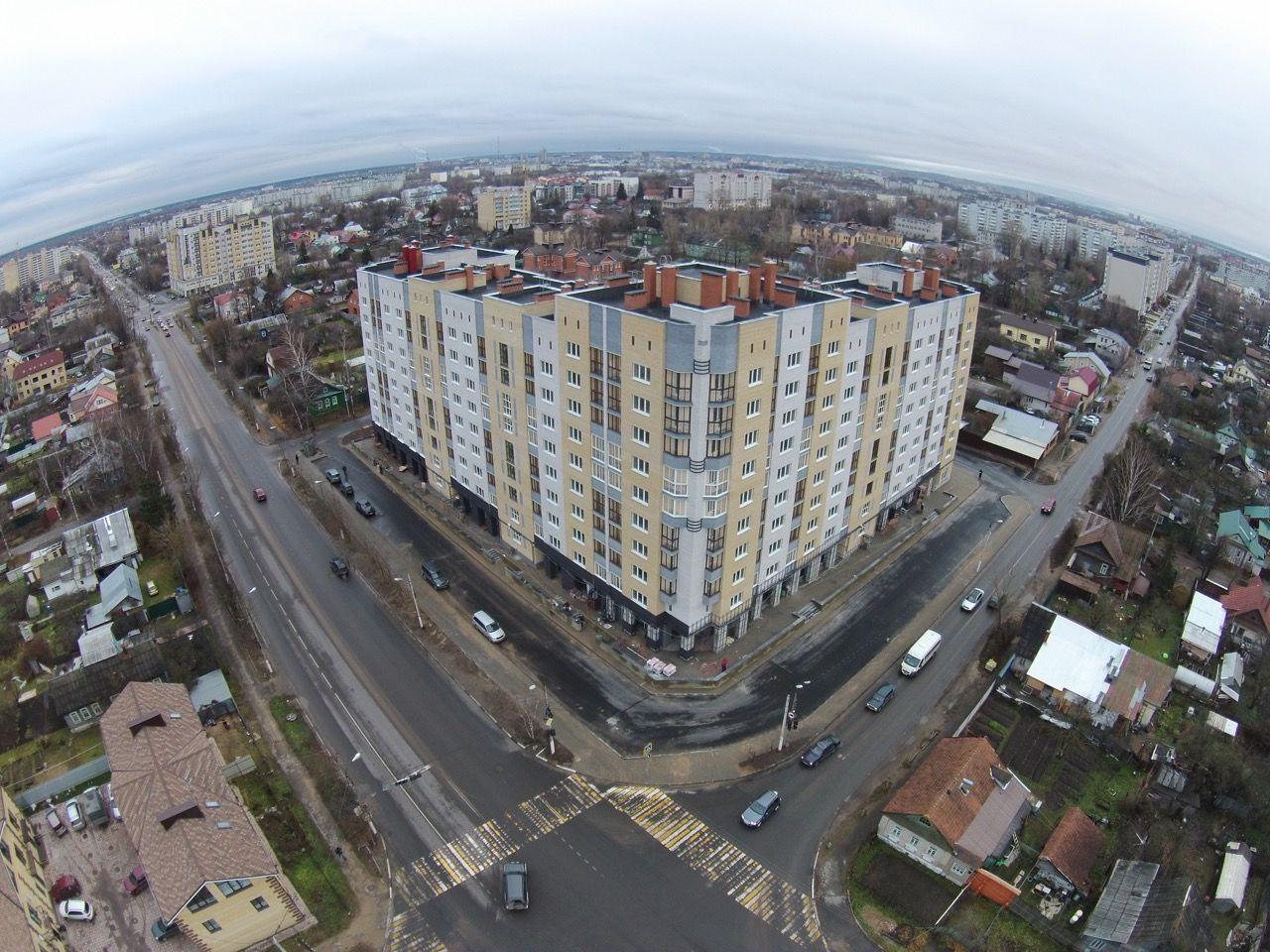 фото ЖК по ул. Красина, 1