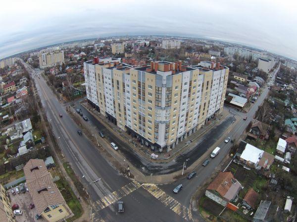 3-я Фотография ЖК «по ул. Красина, 1»
