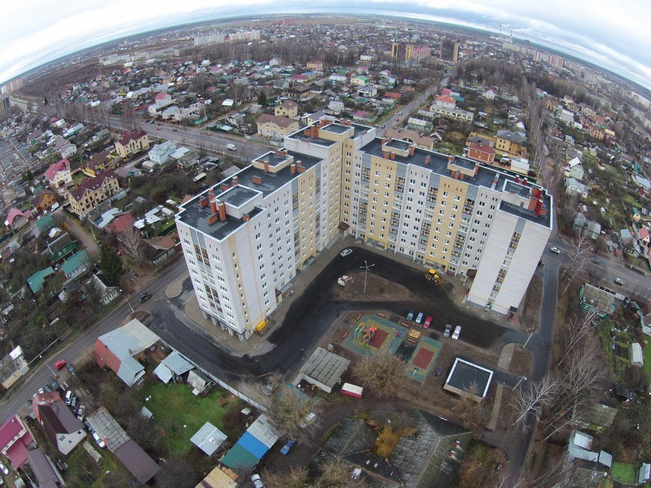 продажа квартир по ул. Красина, 1