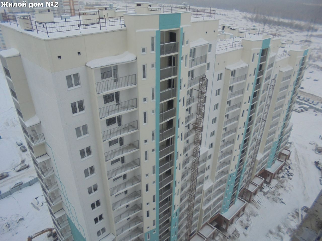 продажа квартир Парковый-2